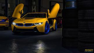 BMW I8 Turner Motorsport