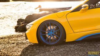 BMW I8 Turner Motorsport llantas