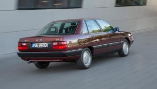 Audi 100 TDi, el primer TDI del mundo