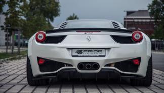 Ferrari 458 de Prior Design trasera