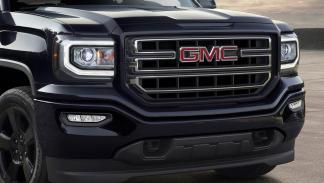 GMC Sierra 2016 frontal