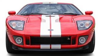 Ford GT frontal