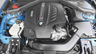 BMW M135i motor