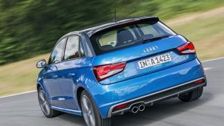Audi A1 detalle zaga