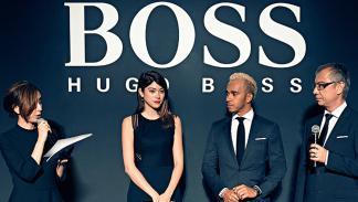 Hugo Boss llega a Tokyo