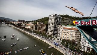 Jeep patrocinador de la Red Bull Cliff Diving World Series 2015