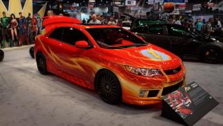 Kia Forte Koup Flash