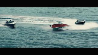 James Bond Riva Tritone Spectre 3