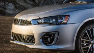 Mitsubishi Lancer 2016 frontal