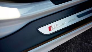 Audi R8 LM  detalle