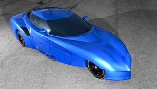 Panoz Deltawing calle prototipo