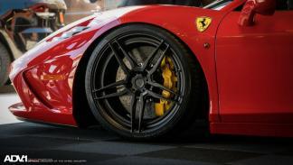 Ferrari 458 Speciale ADV frontal