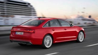Audi S6 tres cuartos traseros