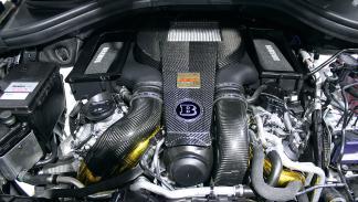 Mercedes GLE Brabus motor