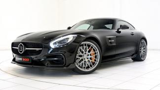 Mercedes AMG GT S Brabus