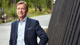 Samuelsson presidente Volvo