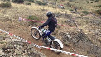 Trial-Clásicas-Robregordo 2015-Ossa-Mick Andrews-250