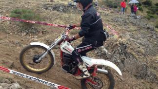Trial-Clásicas-Robregordo 2015-Yamaha-Trial-250
