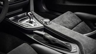BMW M4 GTS cambio