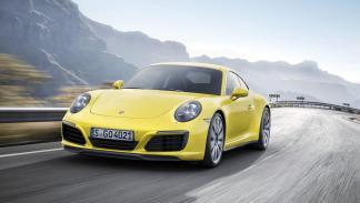 Porsche 911 Carrera 4 2016