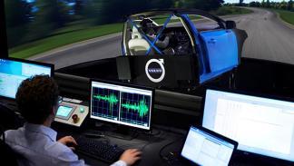 Simulador de Chasis de Volvo 2
