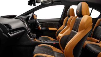 Subaru WRX S4 SporVita interior