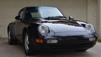 El Porsche 911 (la generación 993)