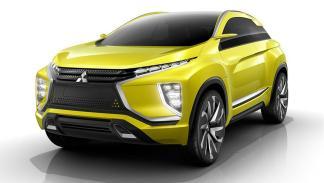 Mitsubishi eX Compact Crossover