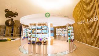 tienda de viajes más grande del mundo