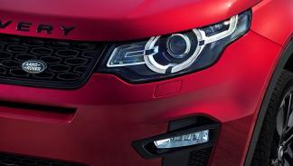 Tecnología Land Rover Discovery Sport 2