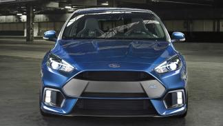 parrilla focus rs