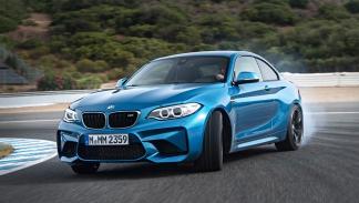 BMW M2 2016 circuito