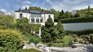 Villa en Suiza en venta con F1 en su interior 2