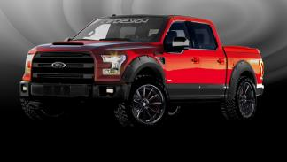 Ford F-150 gibson design