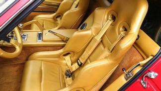 Lamborghini Miura Jota a la venta asientos