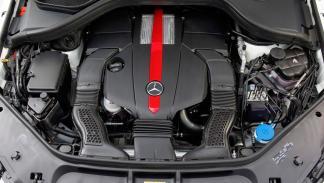 Mercedes GLE 450 AMG 4MATIC motor