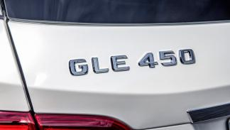 Mercedes GLE 450 AMG 4MATIC logo