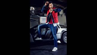 Melendi delorean yumas 2