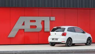 VW Polo by ABT tres cuartos traseros