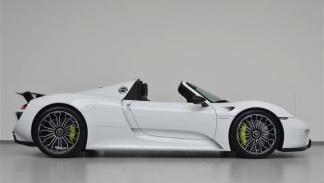 Porsche 918 Spyder venta
