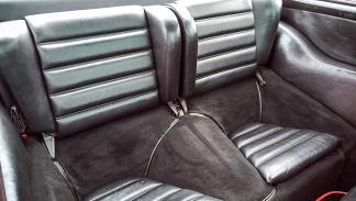 Porsche 911 930 Turbo asientos