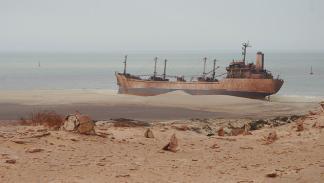 Rincones del mundo barcos varados 2