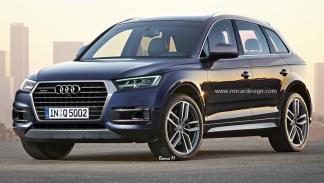 recreación-Audi-Q5-2016-delantera