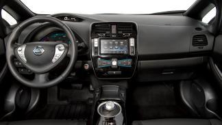 Nissan Leaf 2015 salpicadero