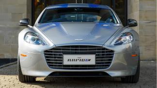 Aston Martin Rapide electrico frontal