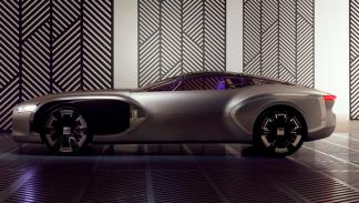 Renault Coupe Corbusier concept perfil