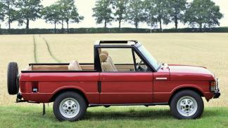 Range Rover 1973 Cabriolet lateral