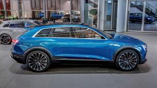 Audi e-tron quattro Concept, en vivo