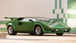 Lamborghini Countach LP400 S Verde