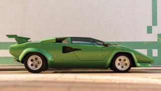 Lamborghini Countach LP400 S Verde lateral